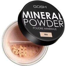 Fundación mineral GOSH Polvo - 006 frasco de miel con plumero