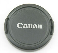 52mm Front Lens Cap Canon - Snap On -  USED G40A