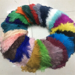 Wholesale, 10-100 pcs 8-10 inches/20-25 cm high quality natural ostrich feathers