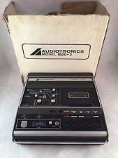 Audiotronics Classette 152 S-2 Cassette Player Recorder