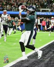 2018 NFL Super Bowl Champions Philadelphia Eagles 8x10 Photos Foles TD Catch