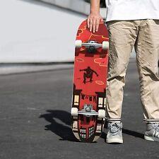 80CM Skateboard für Kinder Jugendliche Erwachsene Skateboard Jugendliche Cruiser