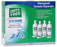 Opti-Free Puremoist 4X300ML All-in-One Lösung von Alcon
