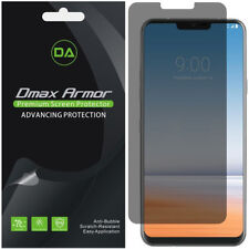 2-Pack Dmax Armor Privacy Anti-Spy Screen Protector for LG G7 ThinQ