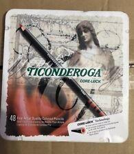 Ticonderoga Core-Lock 48  Fine Artist Colored Pencils