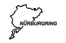 Nurburgring Racing Track car Sticker HQ Vinyl emblem Universal COOL!! JDM