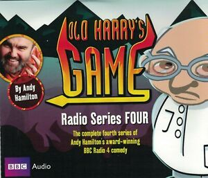 Old Harry's Game - Series 4 CD Audio Book (3CDs)