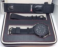 ARMOURLITE ECLIPSE WATCH TRITIUM 100 LEFT HAND W/3 STRAPS RUGGED POLICE MILITARY