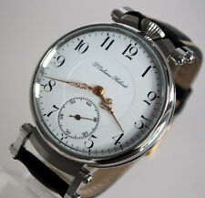 JAMES CALAME-ROBERT swiss XL  ANTIKE Art Deco Style mariage ARMBANDUHR WATCH