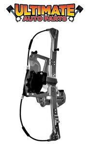 Front Power Window Regulator Passenger Right w/Motor for 00-01 Cadillac DeVille