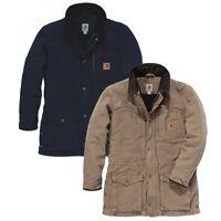Carhartt Mantel Sandstone Canyon / Jacke / Parka / coat / Herren / S M L XL XXL
