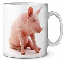 Cute Pink Pig Coffee/Tea Mug Christmas Stocking Filler Gift Idea, AP-20MG