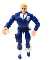 Hasbro 1988 Longarm Cops N' Crooks Action Figure
