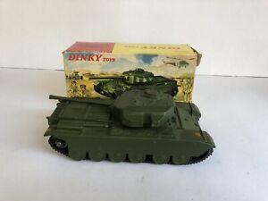 Dinky # 651  (1954-70) Centurion Tank  & Original Box