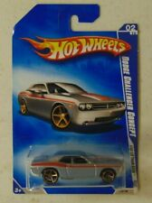 Hot Wheels 2009 Faster Than Ever Series Dodge Challenger Concept Gray #2/10