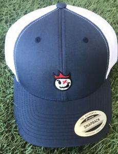 SCOTTY CAMERON 2021 Gallery HOT HEAD HARRY Snapback Mesh Hat  *NEW Navy Blue *