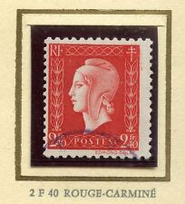 STAMP /  TIMBRE FRANCE OBLITERE MARIANNE DE DULAC N° 693