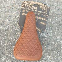 ODYSSEY BMX BIKE AITKEN RAILED SEAT BROWN SUNDAY PRIMO CULT ODYSSEY