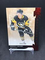 2019-20 Upper Deck Artifacts Ruby Parallel Sidney Crosby #316/399 Penguins