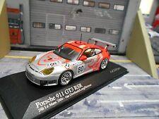 PORSCHE 911 996 GT3 RSR Le Mans 2006 #80 Overbeek Long Flying Li Minichamps 1:43