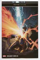Uncanny X-men #8 Stan Lee Tribute Marvel Comic 1st Print 2019 NM