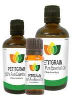 Petitgrain Essential Oil Pure Natural Authentic Citrus Aurantium Aromatherapy