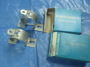 NOS AUTOLITE ENGINE COIL BRACKET FORD CHEVY MOPAR GM STUDEBAKER CAR TRUCK
