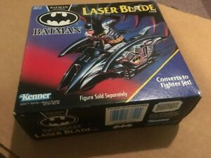 Vintage Batman Returns Laser Blade Cycle Vehicle Kenner