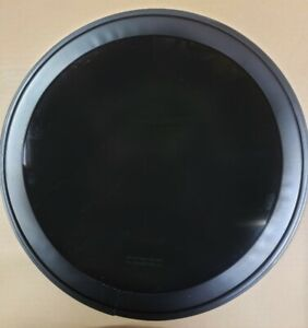 12'' Round Porthole Window for Vans - Dark Privacy Tint, Tempered Glass, Auto