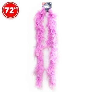 Flapper Feather Boa Showgirl Fancy Nancy 70 gram Halloween Costume Accessory