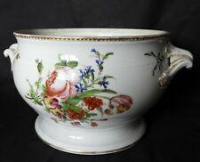 Soupière XIXème PORCELAINE DE MEISSEN ALLEMAGNE German porcelain