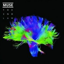 The 2nd Law by Muse (Vinyl, Oct-2012, 2 Discs, Warner Bros.)