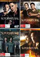 Supernatural : Seasons 7, 8, 9 & 10 : NEW DVD
