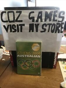 Athens 2004 Olympic Games Australian highlights Dvd brand new Sealed Australian