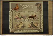 H 263 ++ REP. BURUNDI 2012 VOGELS BIRDS DUIF PIGEON POSTFRIS MNH **