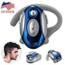 New listing Bluetooth Headphone Wireless Ear Hook Headset for Samsung Huawei Motorola Lg iOs