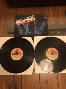 Böhse Onkelz LP Live In Vienna Vinyl Pressung 1992