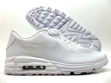 NIKE AIR MAX 90 LUNAR HYPERFUSE PREMIUM ID WHITE SIZE MEN'S 12 [653604-993]