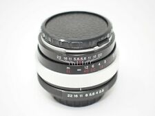 Voigtlander 75mm F2.5 SL Color Heliar Lente Per Pentax M42