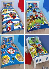 Ropa de cama para niños y niñas de color principal azul para niños