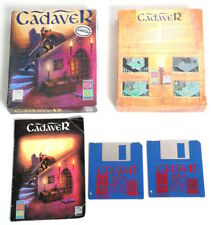 CADAVER - An Amiga game by Bitmap Brothers. Tested and working. Boxed-OVP