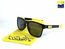 OAKLEY Catalyst 9272 17 Polished Black-Grey VALENTINO ROSSI VR46 Sunglass sole