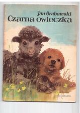 Jan Grabowski Czarna owieczka M Orłowska-Gabryś 1987 Polish book for children