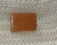 Hobo International JILL LEATHER WALLET - EARTH - NEW WITHOUT TAGS