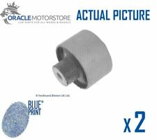 2 x NEW BLUE PRINT REAR SUSPENSION ARM BUSH PAIR GENUINE OE QUALITY ADC48051
