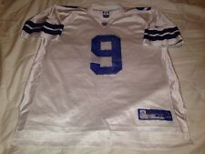 Tony Romo Dallas Cowboys Reebok On Field White NFL Jersey Adult Size XL