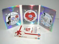 Hugh Grant  DVD Box Set     Love Actually, About a Boy & Notting Hill