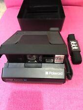 Polaroid Image System SE Camera - Film - with Hard Case - retro