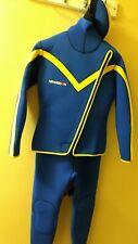 Henderson Men's ML 5mm Neoprene Wetsuit Combo, Long John & Hooded Jacket, Custom