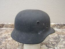 Wwii German M40 helmet shell hkp 64/ 896 marked with original paint